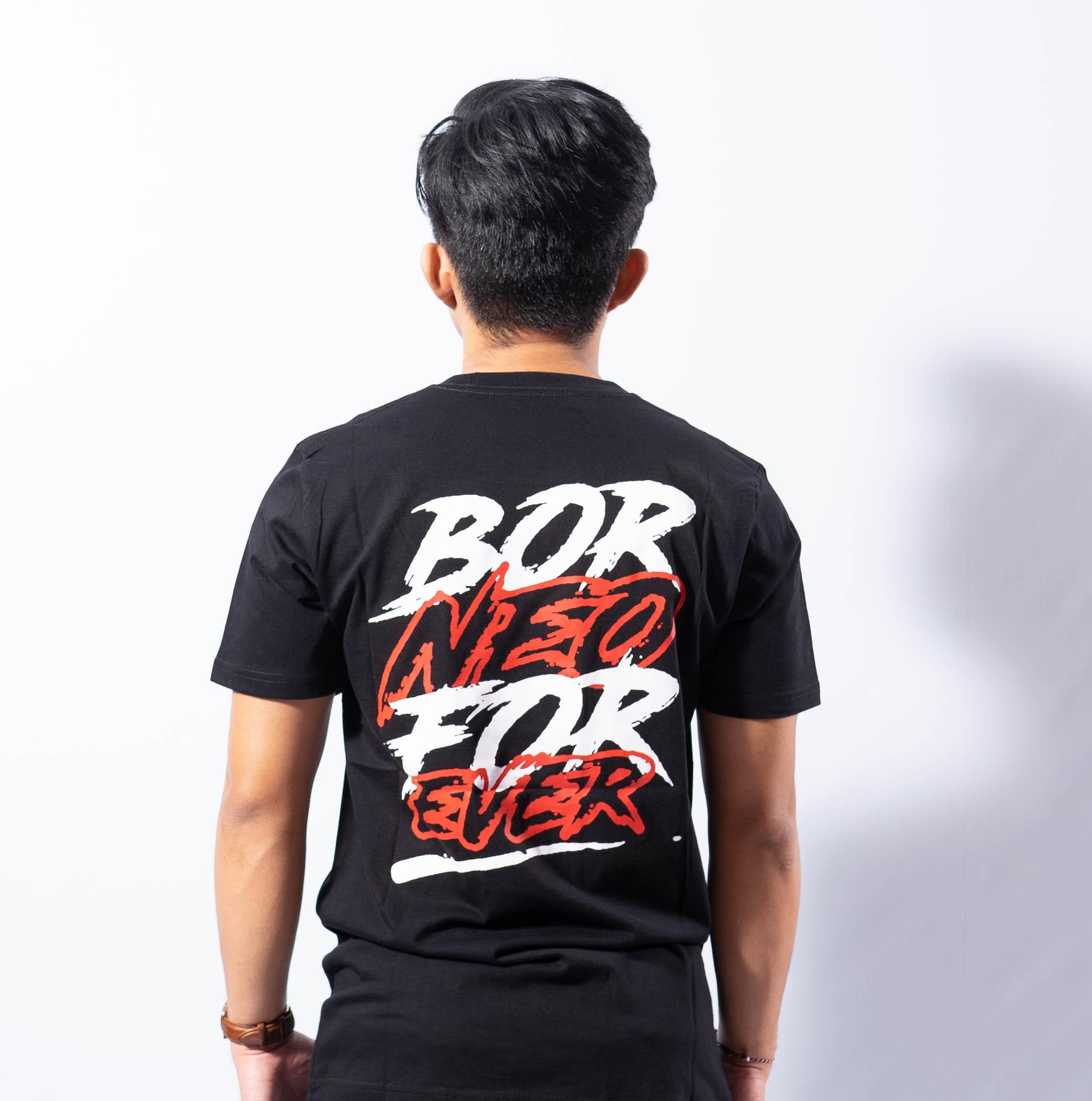 BORNEO FOREVER BLACK