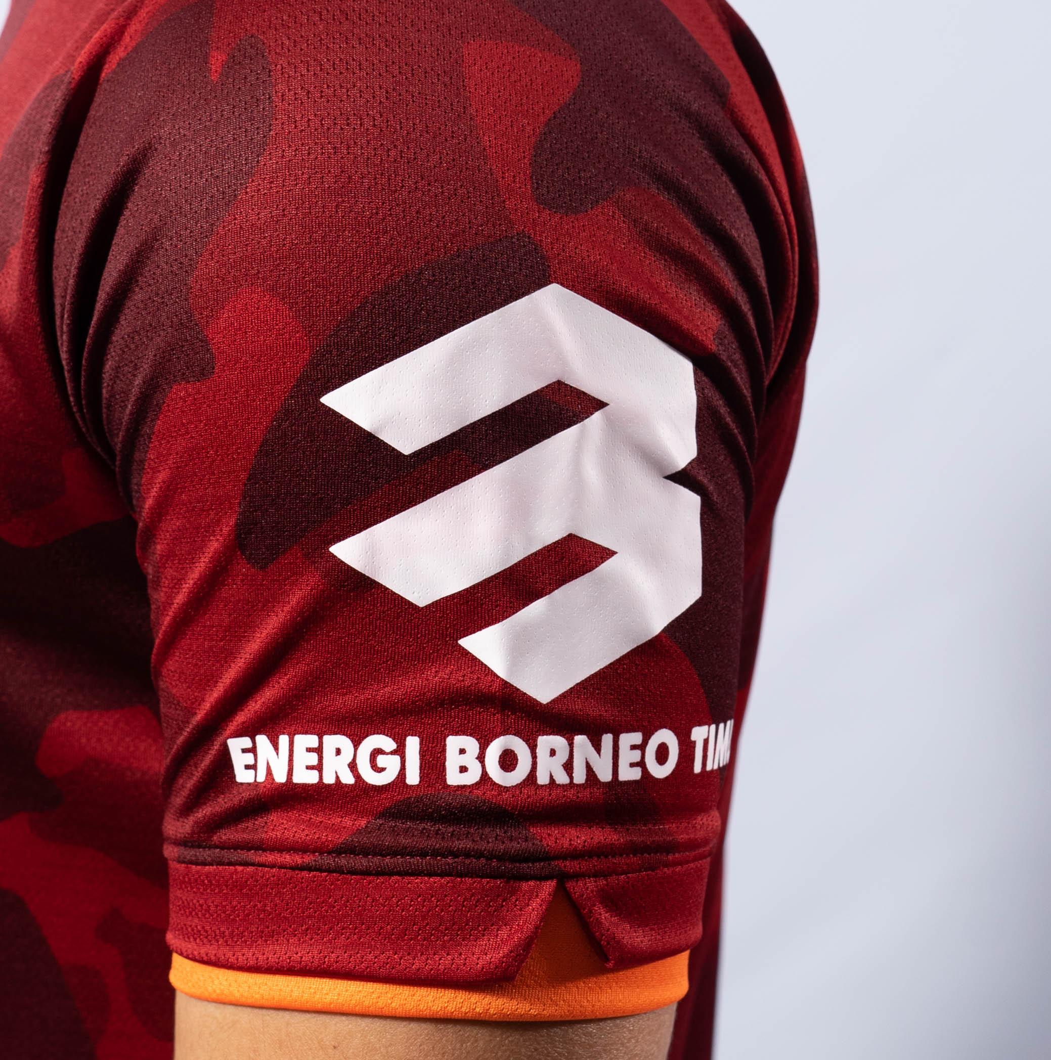 BORNEO FC HOME JERSEY LIGA 1 2021 (PLAYER ISSUE)