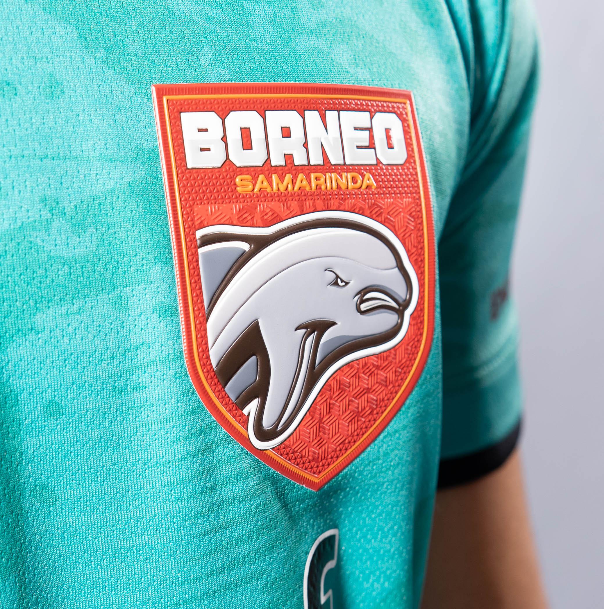 BORNEO FC AWAY GK JERSEY LIGA 1 2021 (PLAYER ISSUE)