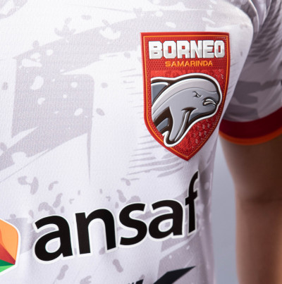 BORNEO FC AWAY JERSEY LIGA 1 2021 (PLAYER ISSUE)