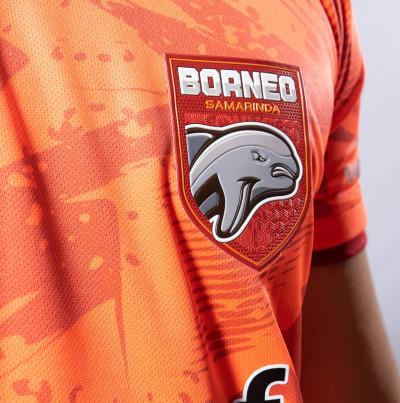 BORNEO FC HOME GK JERSEY LIGA 1 2021 (PLAYER ISSUE)